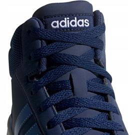 Buty adidas Hoops Mid 2.0 Jr EE6707 granatowe 1
