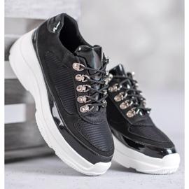 Marquiz Czarne Buty Sportowe 1