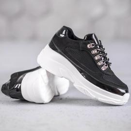 Marquiz Czarne Buty Sportowe 2