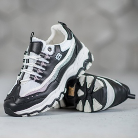 Yes Mile Sneakersy Z Brokatem 6