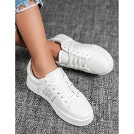 Bestelle Białe Buty Sportowe 1