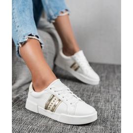 Bestelle Białe Buty Sportowe 2