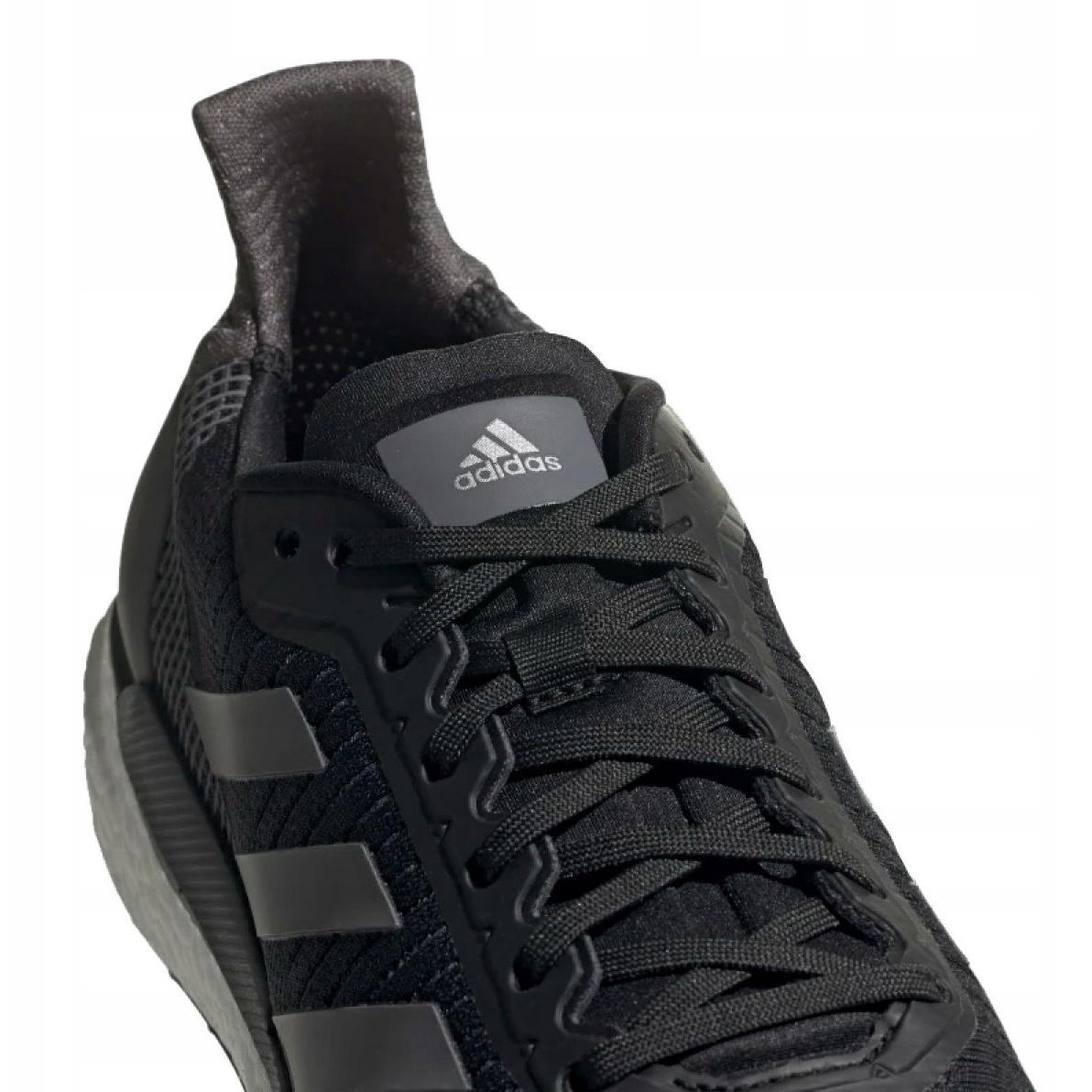 Buty adidas Solar Glide 19 M G28463 czarne