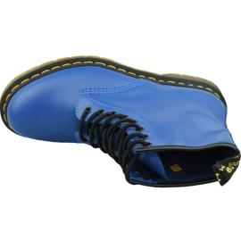 Buty Dr. Martens W 1460W 24614400 niebieskie 2