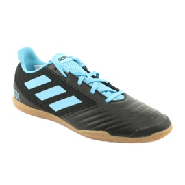 Buty halowe adidas Predator 19.4 In Sala M F35631 czarne 1