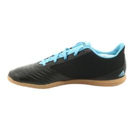 Buty halowe adidas Predator 19.4 In Sala M F35631 czarne 2