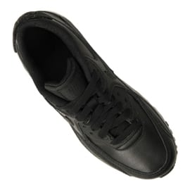 Buty Nike Air Max 90 Ltr Gs Jr 833412-001 czarne 1