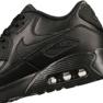 Czarne Buty Nike Air Max 90 Ltr Gs Jr 833412-001 zdjęcie 4