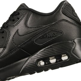Buty Nike Air Max 90 Ltr Gs Jr 833412-001 czarne 5