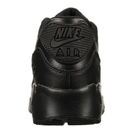 Buty Nike Air Max 90 Ltr Gs Jr 833412-001 czarne 6