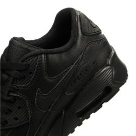 Buty Nike Air Max 90 Ltr Gs Jr 833412-001 czarne 9
