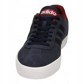 Buty adidas Vl Court Vulc M BB9635 czarne 5