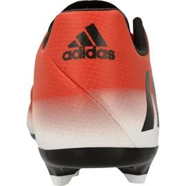 Buty piłkarskie adidas Messi 16.3 Fg M BA9020 czerwone czerwone 1