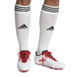 Buty piłkarskie adidas X 17.4 FxG M CP9196 wielokolorowe białe 1