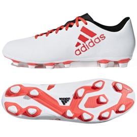 Buty piłkarskie adidas X 17.4 FxG M CP9196 wielokolorowe białe 2