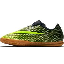 Buty halowe Nike Bravatax Ii Ic Jr 844438-070 zielone wielokolorowe 2