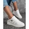 Bestelle Buty Sportowe Z Ozdobami białe 4