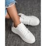 Bestelle Buty Sportowe Z Ozdobami białe 1