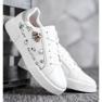 Bestelle Buty Sportowe Z Ozdobami białe 2