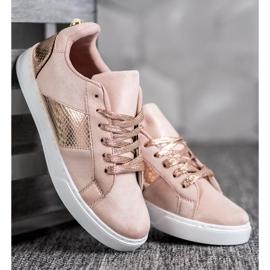 Emaks Trampki Fashion różowe 2