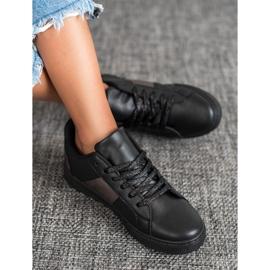 Emaks Trampki Fashion czarne 1