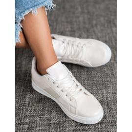 Emaks Trampki Fashion białe 1