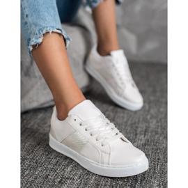 Emaks Trampki Fashion białe 4