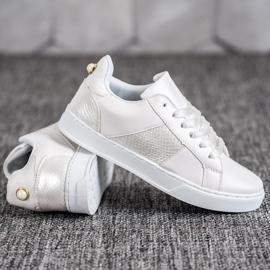 Emaks Trampki Fashion białe 2