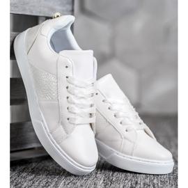 Emaks Trampki Fashion białe 3