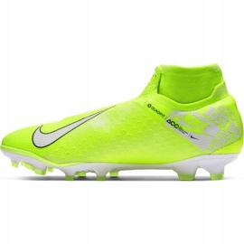 Buty piłkarskie Nike Phantom Vsn Elite Df Fg M AO3262-717 żółte żółte 2