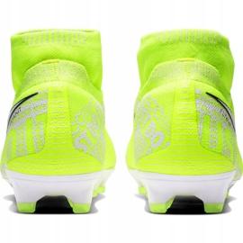 Buty piłkarskie Nike Phantom Vsn Elite Df Fg M AO3262-717 żółte żółte 4