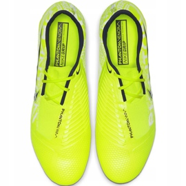 Buty piłkarskie Nike Phantom Venom Elite Fg M AO7540-717 żółte wielokolorowe 1