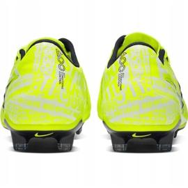 Buty piłkarskie Nike Phantom Venom Elite Fg M AO7540-717 żółte wielokolorowe 4
