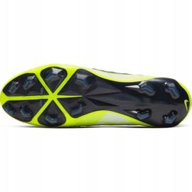 Buty piłkarskie Nike Phantom Venom Elite Fg M AO7540-717 żółte wielokolorowe 6