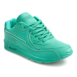 Sneakersy Adidasy Neon LC4005 Miętowy wielokolorowe zielone 2