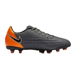 Buty piłkarskie Nike Magista Obra Ii Club szare wielokolorowe 3