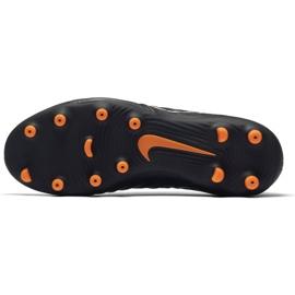 Nike Buty piłkarskie Tiempo Legend 7 Club Fg Jr czarne czarne 6