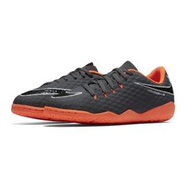 Buty piłkarskie Nike Hypervenom PhantomX szare szare 1