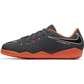 Buty piłkarskie Nike Hypervenom PhantomX szare szare 2