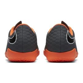 Buty piłkarskie Nike Hypervenom PhantomX szare szare 3
