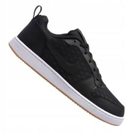 Buty Nike Court Borough Low Se M 916760-003 czarne 1