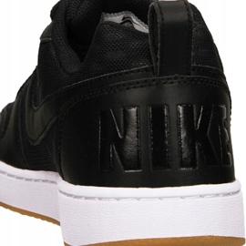 Buty Nike Court Borough Low Se M 916760-003 czarne 4