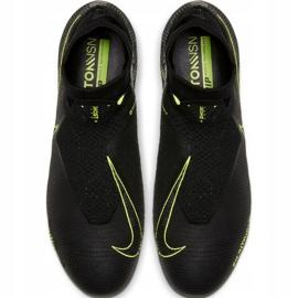 Buty piłkarskie Nike Phantom Vsn Elite Df Fg M AO3262-007 czarne czarne 1