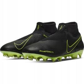 Buty piłkarskie Nike Phantom Vsn Elite Df Fg M AO3262-007 czarne czarne 3