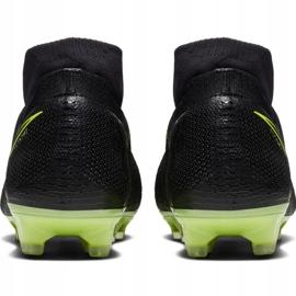 Buty piłkarskie Nike Phantom Vsn Elite Df Fg M AO3262-007 czarne czarne 4