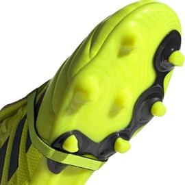 Buty piłkarskie adidas Copa Gloro 19.2 Fg M F35491 żółte różowe 5