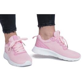 Różowe sportowe Roxane 1