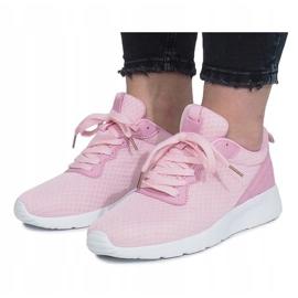 Różowe sportowe Roxane 2