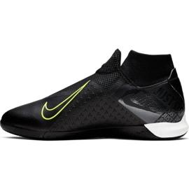Buty halowe Nike Phantom Vsn Academy Df Ic M AO3267-007 czarne czarne 1