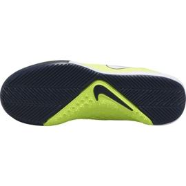 Buty halowe Nike Phantom Vsn Academy Df Ic Jr AO3290-717 żółty żółte 2